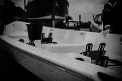 _BMC8508 (beccamcilroyphotography) Tags: rowing carnlough coastal rain rowingboat