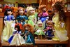 Disneyland Visit 2016-12-29 - Downtown Disney - World of Disney - Precious Moments Dolls - Large and Small (drj1828) Tags: us disneyland visit downtowndisney 2016 worldofdisney preciousmoments
