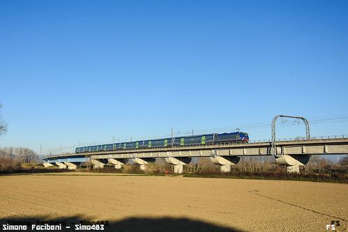 E464.610 - Ultimi treni dell'anno...