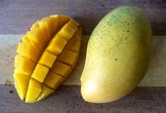 Nam Doc Mai . . . (ericrstoner) Tags: mango manga namdocmai mangiferaindica anacardiaceae fruit fruta thailand