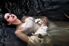Proyecto ofelia - Ophelia Project (gaudiramone) Tags: proyectoofelia opheliaproject ofelia proyecto ophelia hamlet water underwater fashion dead love girl