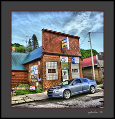 Trenary Tavern (the Gallopping Geezer '4.8' million + views....) Tags: building structure sign signs signage smalltown backroads backroad trenary mi michigan upperpeninsula up business store storefront roadtrip roadtrippin canon 5d3 tamron 28300 geezer 2016
