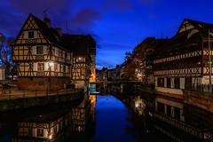 Quai des Moulins..... (kanaristm) Tags: copyright2017kanaristm copyright2017tmkanaris kanaris kanarist kanaristm tmkanaris tmk nikon photography travel lowlight blue europe 2017 january