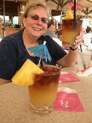 Waikiki - Royal Hawaiian - 2017 (tonopah06) Tags: royalhawaiian maitai loretta drink bar hawaii hi 2017 iphone image waikiki beach