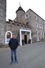 Schlosshotel Steinburg (Gerry van Gent) Tags: schlosshotelsteinburg germany bavaria schloss rivermain panoramaview luxuriousaccommodation würzburg