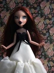 (Murka_doll) Tags: братц bratz doll mga meygan midnightdance flower skirt corset