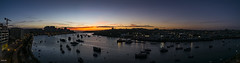 A new day just started (Zisimos Zizos Photography) Tags: longexposure nightphotography nightscape sunrise malta seascape