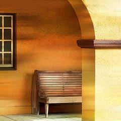 meet me at the station (msdonnalee) Tags: bench trainstation digitalfx ベンチ banco panca bank banc bahnhof estacióndetren stazioneferroviaria 鉄道駅 gare железнодорожнаястанция محطة القطار magicunicornverybest artdigital
