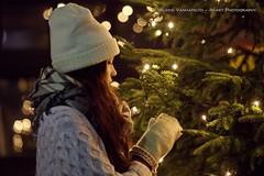 Jasmine (AV art) Tags: christmas xmas city urban street photography fashion evening tampere finland model young girl woman joulu kaupunki urbaani katuvalokuvaus muoti ilta suomi malli nuori nainen naismalli tyttö