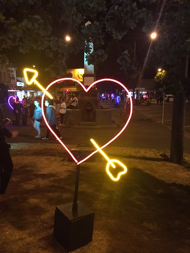 White Night Ballarat 2017
