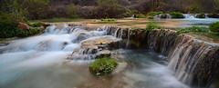 Northern AZ...Around Havasu Falls (photo61guy) Tags: longexposure waterflow watermotion waterpools havasucreek havasucanyon havasupai nature landscape platinumheartaward az waterfalls arizona water