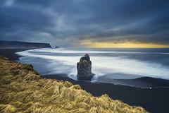 Vik Islande (EtienneR68) Tags: a7r2 a7rii bleu blue bluetime eau iceland islande landscape mer nature paysage sea sunrise sony vik water