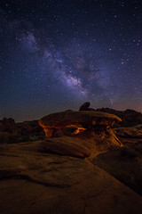 The Grand Piano (EricGail_AdventureInFineArtPhotography) Tags: ericgail 21studios canon canon6d 6d explore interesting interestingness photoshop lightroom nik software landscape nature infocus adjust california photo photographer ca cs6 picture adventureinfineartphotography grandpiano valleyoffire nevada nightscapes stars milkyway lll lowlevellighting