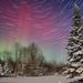Aurora Trails Long