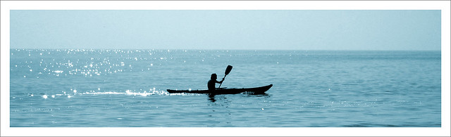 The Loneliness of the mid-distance canoeist