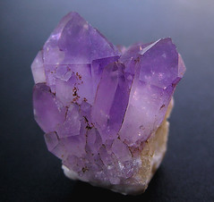 Amethyst Crystal - by adamantine