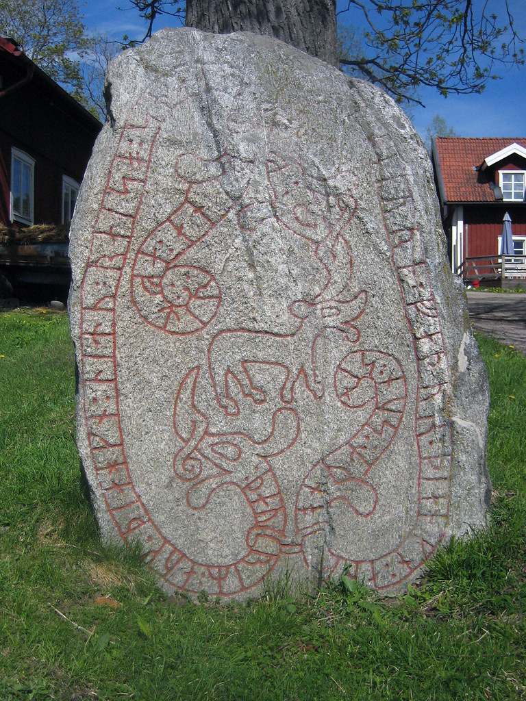 Runestone at Fors