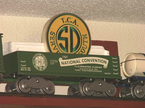 Nelson's Trains #23, 1969 TCA National Convention Car