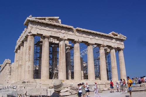 Tourist destinations in the Greek Isles