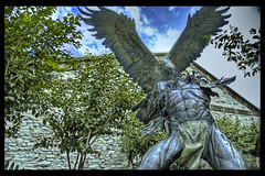 Eaglecrash - by Stuck in Customs