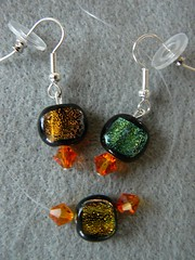 Green/Orange dichroic set