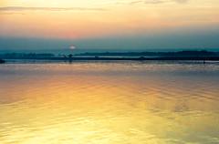 Sunset near Kazan