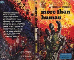 More Than Human (finn) Tags: sf book coverart cover sciencefiction sturgeon theodoresturgeon morethanhuman