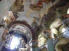 Church of St Nicholas, Prague (ChihPing) Tags: church st europe czech prague sony praha nicholas mala w1 strana mal