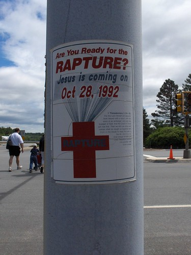 Rapture sign -- Holding up well after 14 years... by marcn