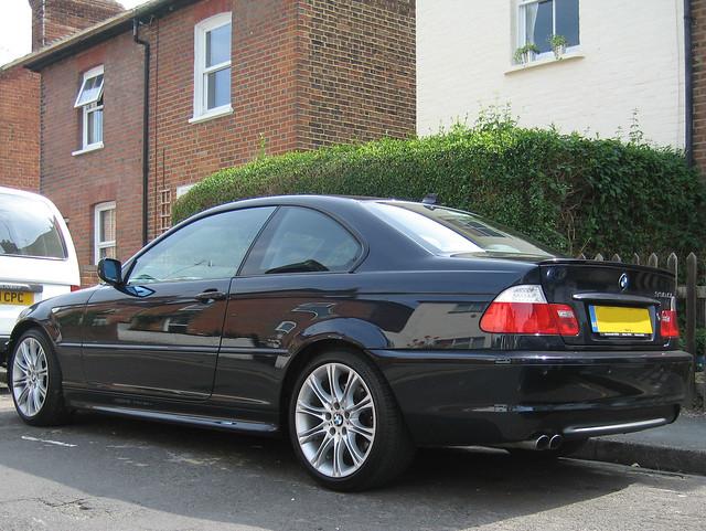 2005 330 bmw ci 330ci coupe e46 monacoblue msport