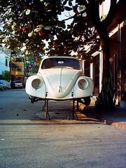 Fusca Flutuante (Alê Santos) Tags: street brazil car brasil lafotodelasemana y maria vila carro rua paulo são fusca disassembled zélia lfs062006 desmontado thechallengefactory