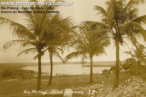 Rio Potengi por Memória Viva.