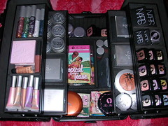 makeup case (1) (whirlygirly) Tags: urbandecay makeup toofaced hardcandy