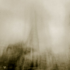 (nicolai_g) Tags: seattle film sepia buildings square blurry moo grainy toned spacetime