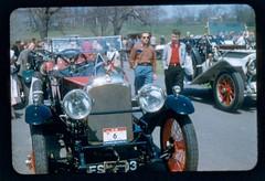 17 - VMCCA Rally, April 1957 (Jon Delorey) Tags: auto car antique rally 1957 vscc vauxhall larzanderson automoble vmcca