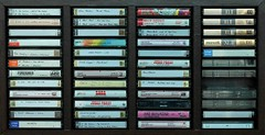 Cassettes for the Car and Walkman (BlazerMan) Tags: analog wow notes mixtape 80s scorpions 1984 accept 1986 1985 cassette ironmaiden cassettes vanhalen thd flutter judaspriest yngwiemalmsteen dokken connectionspool