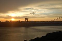 George Washington Bridge (kevin813) Tags: nyc d50 georgewashingtonbridge