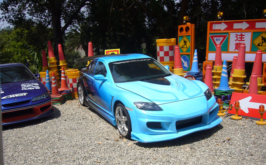 Fast and Furious RX-8