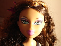 Bratz Nevra (callme_crochet) Tags: love beautiful catchycolors hair greek photography interestingness doll soft flickr catchycolours lol awesome thebest bratz flickrs flickys nevra anawesomeshot