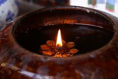 Tonghai - Yuan Ming Si Candle (eversaban1) Tags: china temple candle buddhist monastery yunnan tonghai