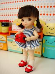 hot pot (Super*Junk) Tags: wood food cute kitchen toys japanese dolls mame bjd appliances pocketfairy shokugan woodmate petitkitchen