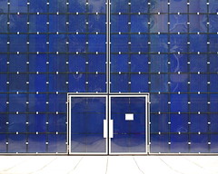 Herz Jesu Kirche Mnchen (4mediafactory) Tags: door blue sky church topv111 architecture munich geotagged cross kirche symmetry symmetrical neuhausen herzjesukirche geo:tool=yuancc theworldthroughmyeyes photographedpatterns geo:lat=48155558 geo:lon=1152836 munichnewarchitecture