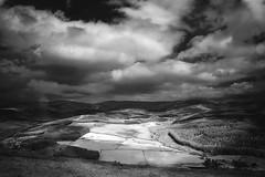 farmland at glen prosen (shooglytripod) Tags: scotland angus infrared glenprosen cokinp0007