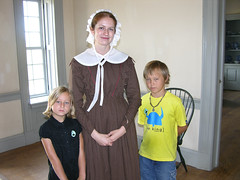 The kids with Mrs Snelling (sfPhotocraft) Tags: minnesota fort patrick twincities fortsnelling breana mrssnelling