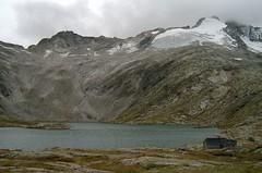 Gerlossee (bookhouse boy) Tags: 2005 lake glacier gletscher mountainlake zillertal 30geburtstag gerlos wildgerlostal zittauerhtte gerlossee