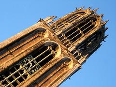 Domtoren - Dom Tower (sterestherster) Tags: travel sky netherlands high utrecht domtoren nederland holanda esther domtower tbg esthercita thebiggestgroup highesttowerinthenetherlands