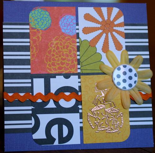 urban lily card