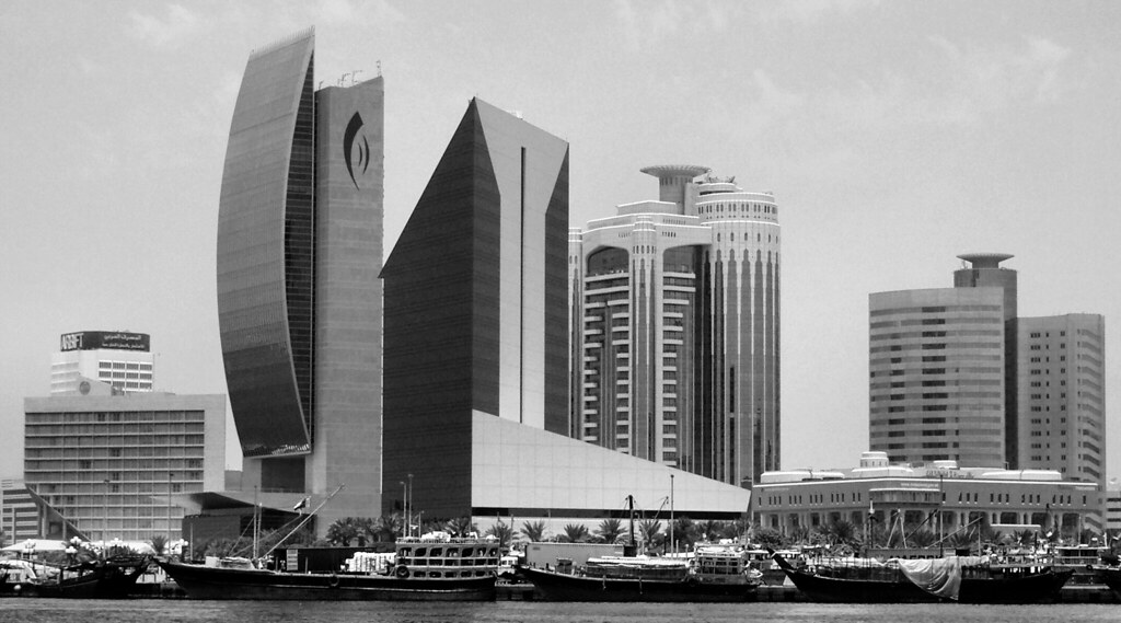 Dubai Architecture - The Business Etiquette