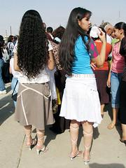 Kurdistan: The other Iraq (Chris Kutschera) Tags: woman church iraq young middleeast christian kurdistan chaldean