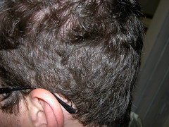 My first grey hair